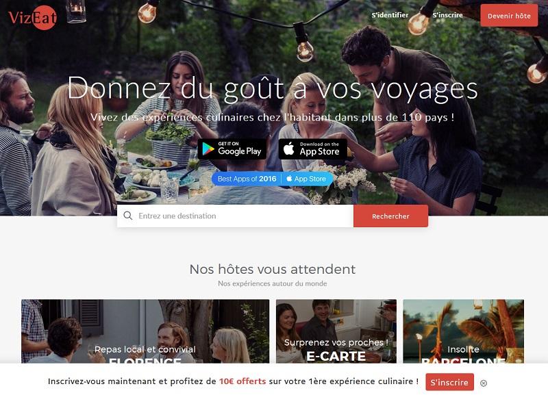 VisEat se lance sur le marché chinois - DR Capture écran