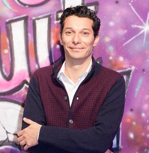 Eyal Bompuis est le directeur des SalonsCE au sein du groupe Comexposium - DR