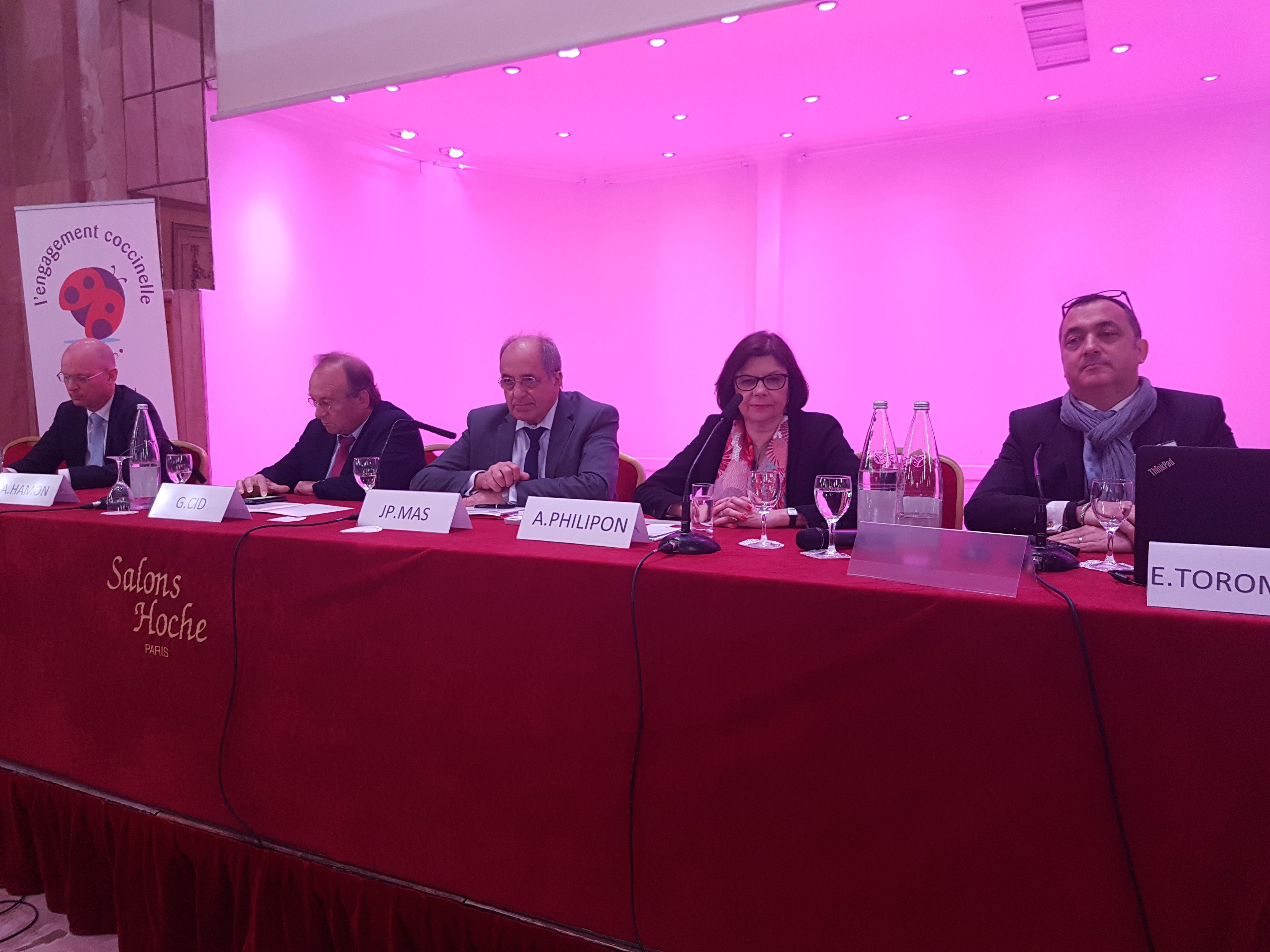L'assemblée générale de l'APST - photo CE