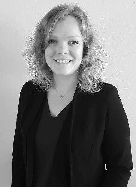 Emeline Hardy devient yield manager pour Infinite Hotel - Photo : groupe Gekko