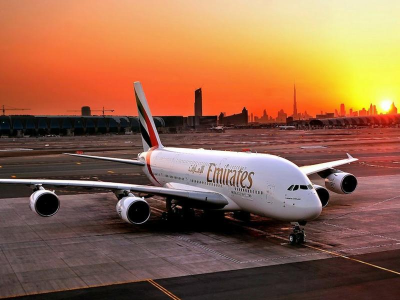 """"""" Ces compagnies qui n'ont pas démérité, même si parfois, elles sont « aidées » par leurs états, ne serait-ce qu'au niveau des taxes qui pèsent sur leurs concurrents européens n'ont peut-être pas anticipé les nouvelles habitudes des voyageurs"""" - Photo : Emirates"""