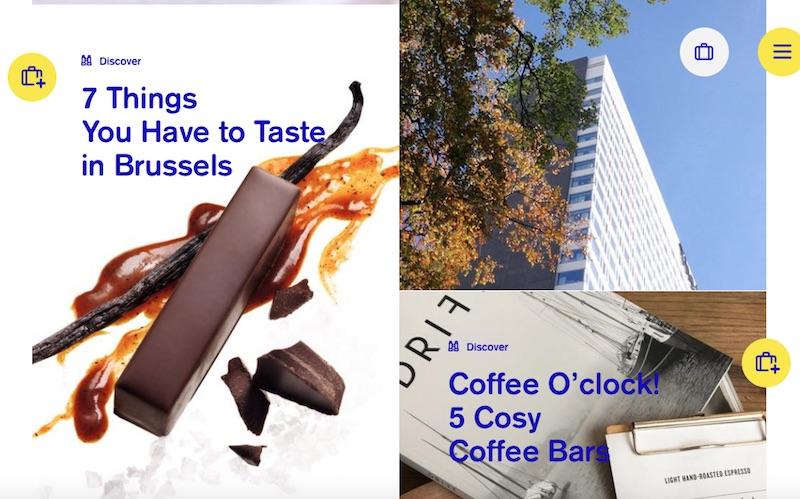 Le Gouvernement de la Région de Bruxelles-Capitale lance le 2 mai 2017 sa nouvelle campagne « Where will Brussels take you ? » - DR
