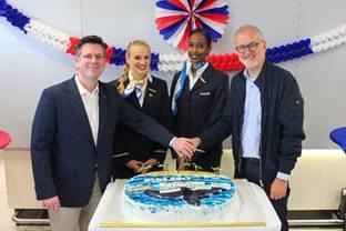 Condor inaugure la ligne Francfort - San Diego aux Etats-Unis