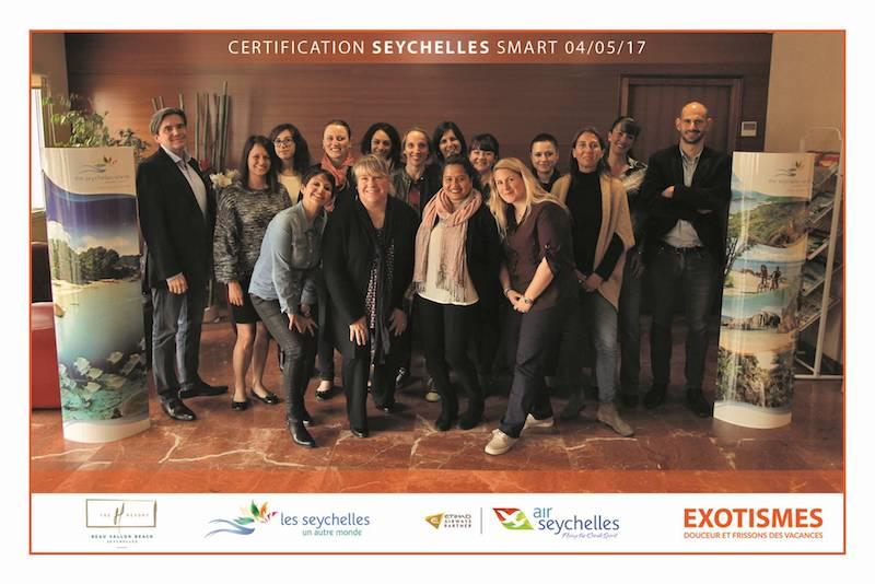Exotismes a accueilli dans ses locaux 12 agents de voyages de la région Sud-Est dans ses locaux à Marseille - DR