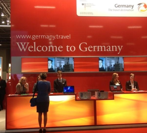 Le GTM Germany Travel Mart a eu lieu du 7 au 9 mai 2017 à Nuremberg - Photo GB