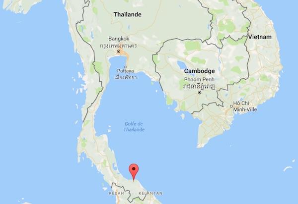 Un attentat a eu lieu à Pattani - DR