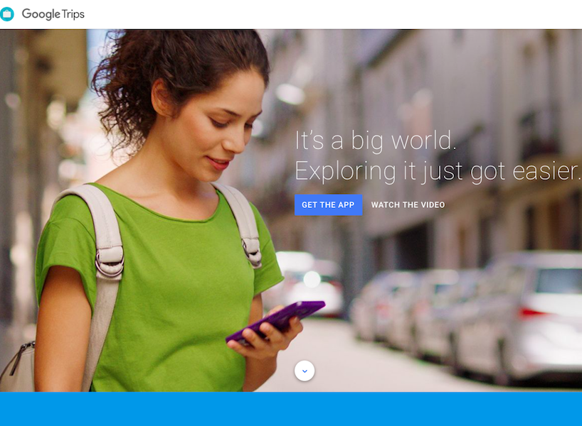 L'application Trips a pour but d'aider les personnes à organiser leurs voyages en synchronisant toutes les données de réservations (c) Capture Google Trips