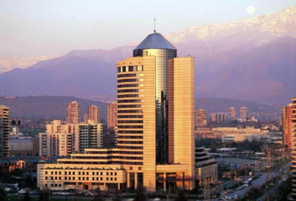 Le Mandarin Oriental de Santiago proposera 310 chambres rénovées d'ici août 2018 - Photo : Mandarin Oriental