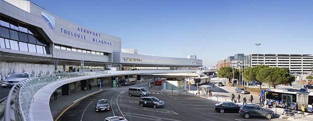 Aéroport Toulouse - Blagnac - DR