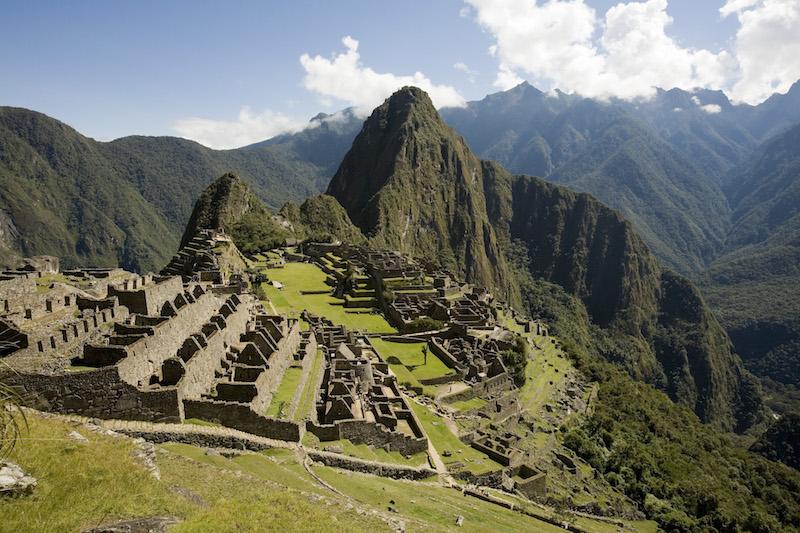 Le Machu Picchu au Pérou - DR