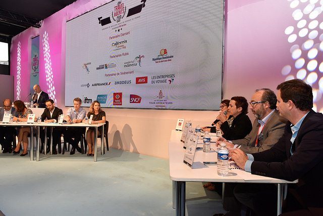 Le Jury de la finale 2016 sur le salon de l'IFTM Top RESA - Tous droits réservés IFTM