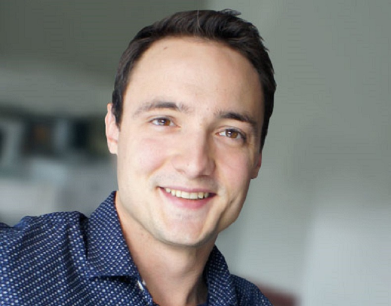 Vincent Martinet, CEO de Reelevant - DR