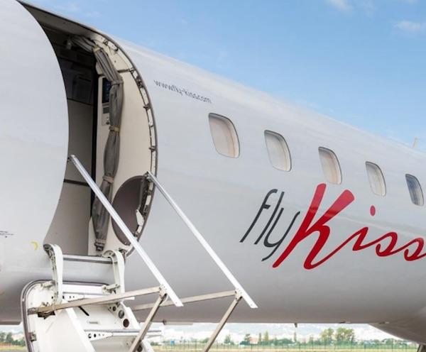 Fly Kiss arrête ses vols de Clermont-Ferrand - Photo DR