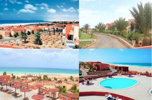 Au Cap Vert, le Club Jet tours Royal Boa Vista dispose de 300 chambres - DR
