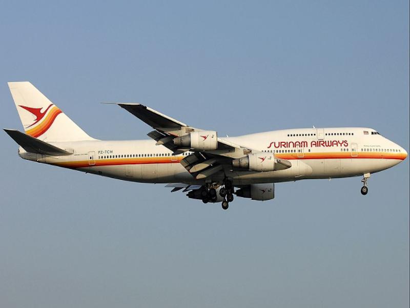 La compagnie hollandaise Surinam Airways devra verser des indemnités à un passager dont le vol a été annulé, quand bien même l'agence de voyages qui a vendu le billet n'avait pas prévenu le client à temps © DR
