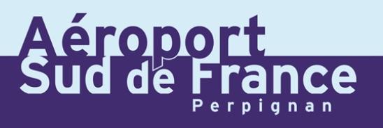 Aéroports Francophones : les journées d'études annuelles auront lieu à Perpignan