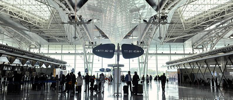 Un appel à la grève des agents de sécurité risque de provoquer des perturbations dans les aéroports du Portugal - DR : ANA