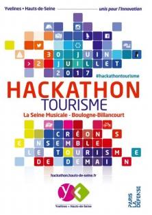 Les hauts de seine et les yvelines lancent un hackathon for Les yvelines tourisme