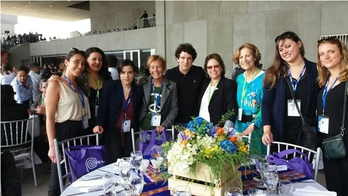 Les représentants des 6 TO français ont participé au Peru Travel Mart à Lima - Photo : PromPerù