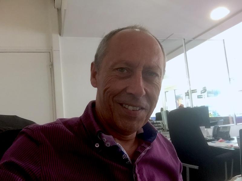 """Christian Coulaud : """"J'ai toujours pensé que le meilleur modèle pour les agences de voyages était le système hybride. C'est ce que je fais. Je prends appui sur le web pour mieux vendre en magasin"""".  - DR : C. Coulaud"""