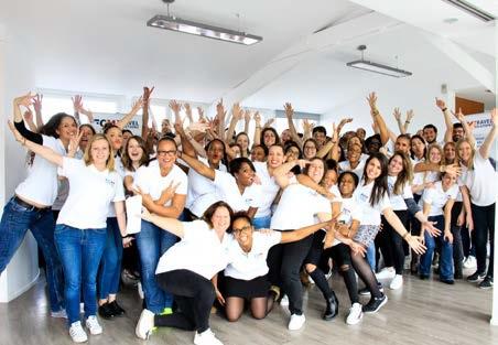 FCM France et Suisse compte 115 employés dans ses bureaux de Paris, Genève et Barcelone - DR : FCM