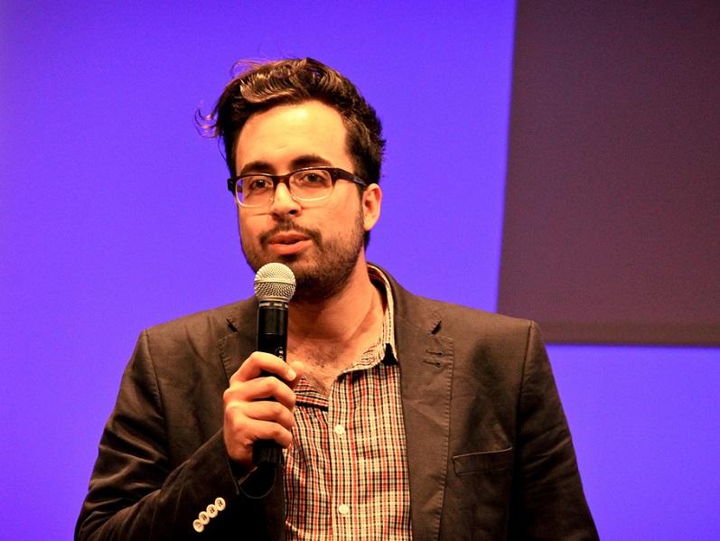 Mounir Mahjoubi était responsable de la campagne numérique d'Emmanuel Macron lors de la campagne présidentielle (c) Flickr: liftconferencephotos