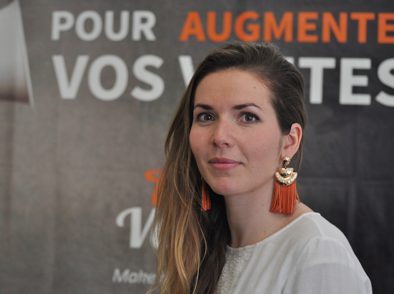 Interview d'Elodie Llanusa, Marketing & Communication Manager - DR