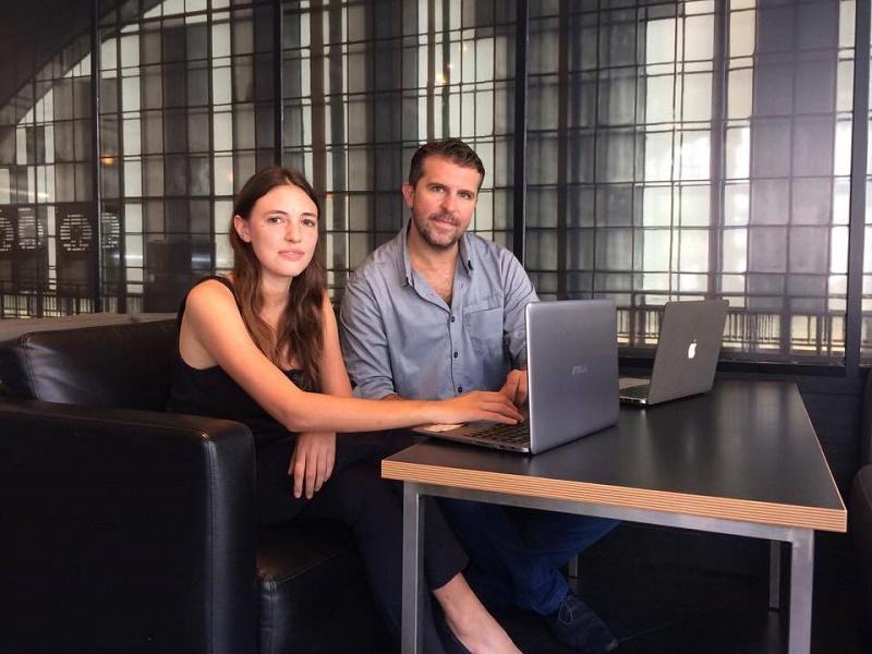 Anastasia Grégorieff et Maxime Besnier - DR : Very Local Trip