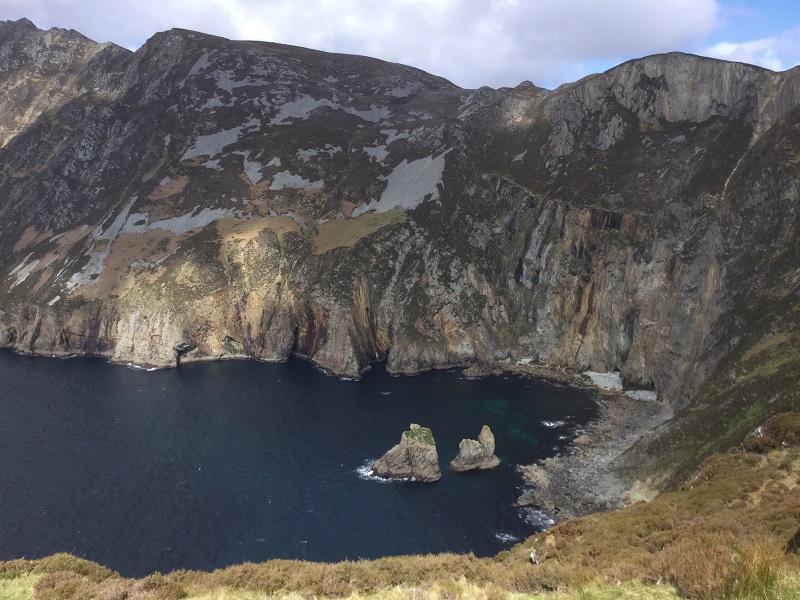 Ce comté est fait de splendides paysages, de falaises, de promontoires rocheux sur les côtes sauvages - DR : J.-P.C.