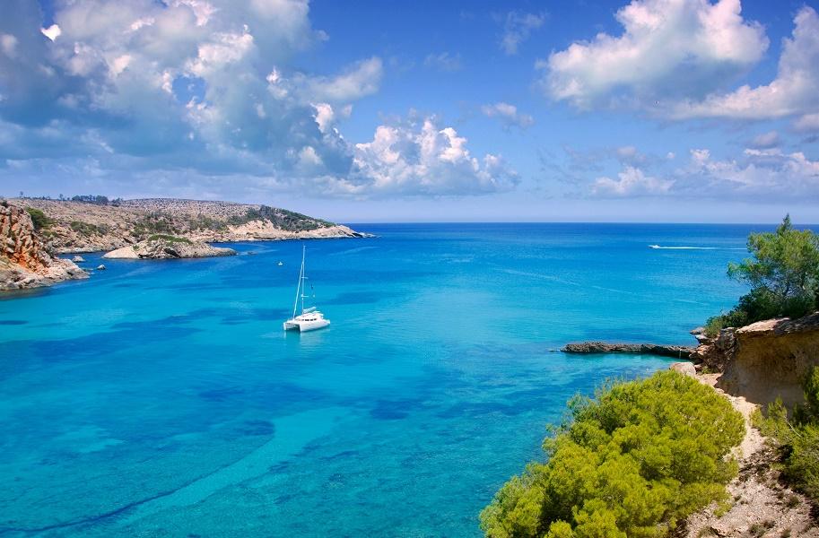 Le Six Senses Ibiza sera installé sur un site de 10 hectares dès 2020 - Photo : Six Senses