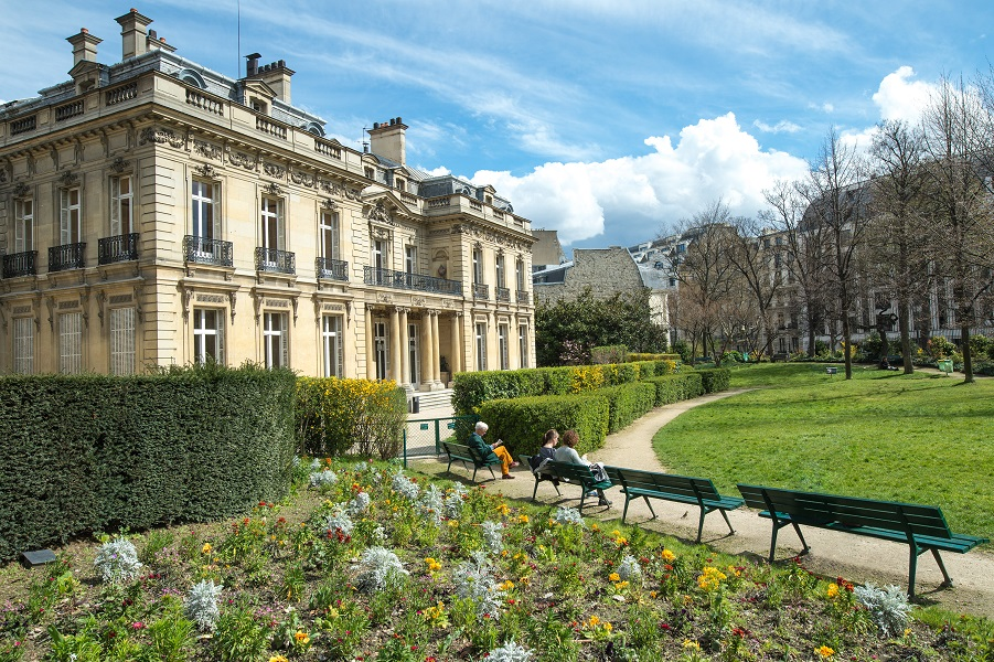 L'hôtel Salomon de Rothschild se trouve dans le 8e arrondissement de Paris - Photo : Viparis