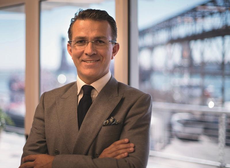 Marc Descrozaille est le nouveau vice-président des opérations pour la zone Moyen-Orient – Afrique de Mövenpick Hotels & Resorts - DR : MHR