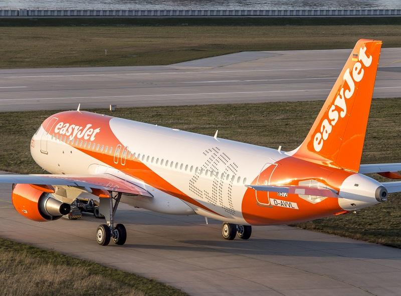En France, le service commercial sera restructuré, d'après les syndicats d'Easyjet - DR : easyJet