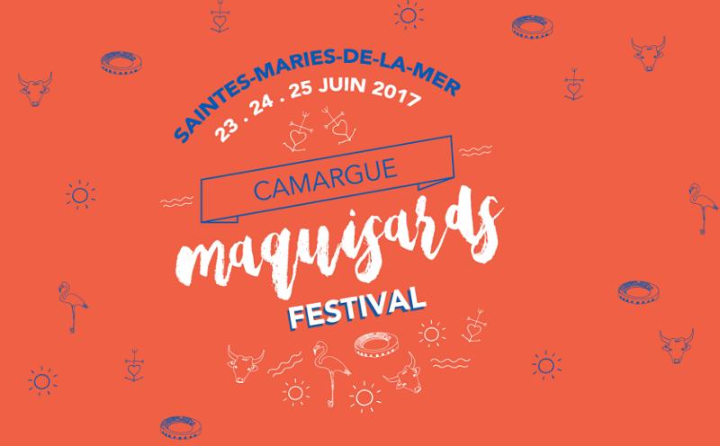 Camargue : le Maquisards Festival aux Saintes Maries de la Mer
