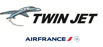 Vols en correspondance : Twin Jet signe avec Hop ! et Air France