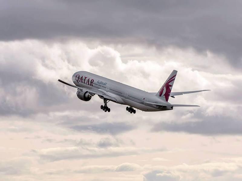 Sur fond de crise diplomatique, Qatar Airways ne peux plus se poser chez ses voisins du Golfe depuis mardi 6 juin © DR Qatar Airways, Facebook