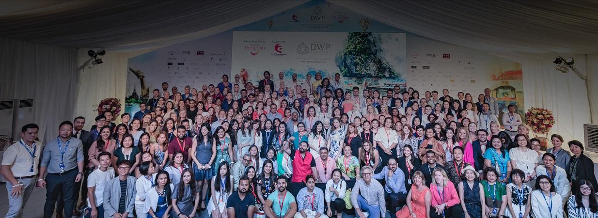 Le Destination Wedding Planners Congress réunit de nombreux professionnels de l'organisation de mariages à travers le monde - Photo : DWP