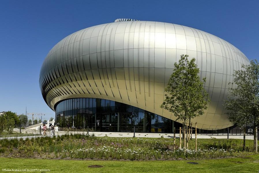 Un an après son ouverture, la Cité du Vin totalise 425 000 visiteurs payants - Photo : Anaka / La Cité du Vin / XTU architects