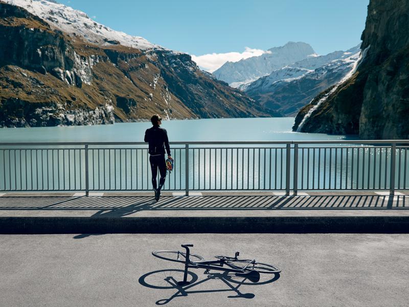 Lac de Mauvoisin en Valais - © Suisse Tourisme, Maurice Haas