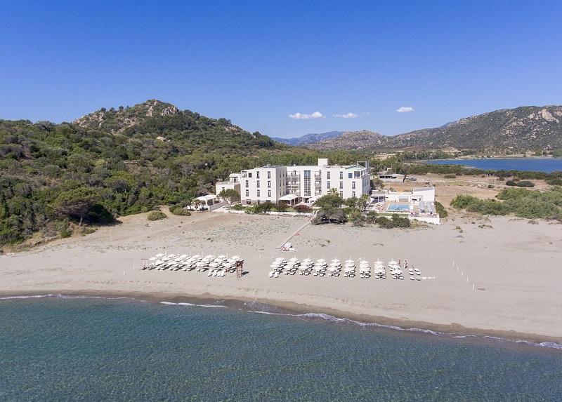 En Sardaigne, île accueillante bénéficiant de 300 jours de soleil par an, le Sensimar Torre Salinas s'ajoute à sept autres clubs du groupe - DR
