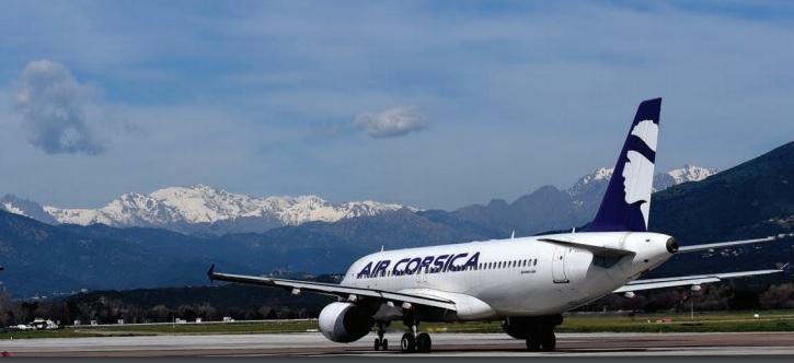 DR : Air Corsica