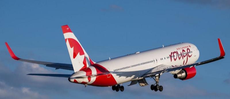 Nouveau: Ligne directe entre Marseille et Montréal avec Air Canada Rouge