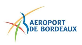 Aéroport de Bordeaux : près de 580 000 passagers (+6,1 %) en mai 2017