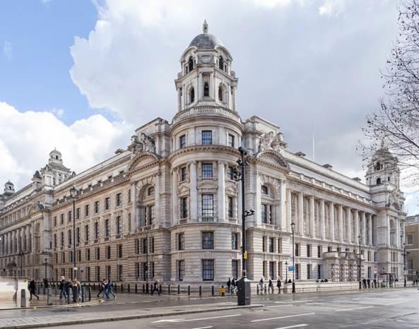 Raffles Hotels & Resorts va ouvrira un hôtel dans l'ancien bureau de guerre de Churchill à Londres - DR