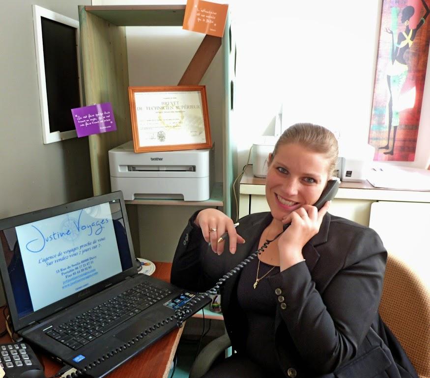 Justine Gosselin-Commère, chef d'agence - DR