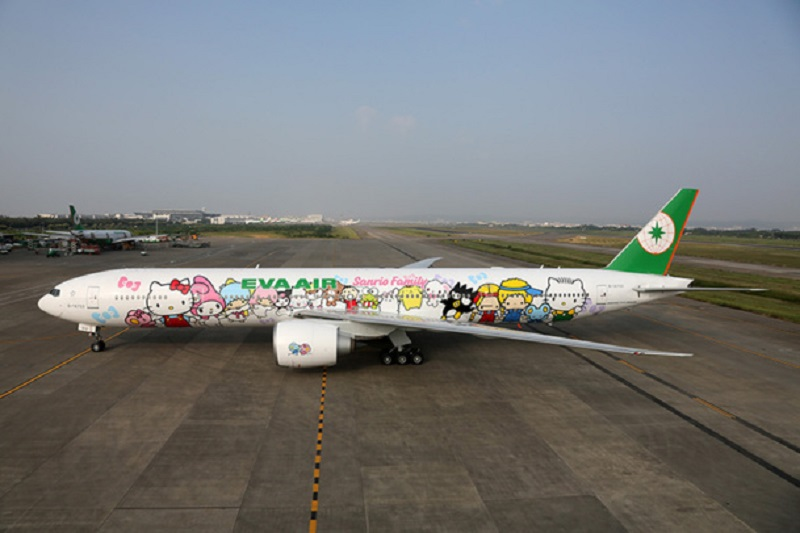 DR: EVA Air