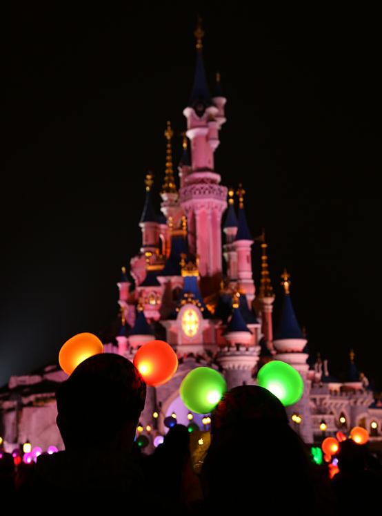 Euro Disney, la société qui exploite Disneyland Paris, ne sera plus cotée en bourse à partir de lundi 19 juin 2017 - Photo : Disneyland Paris