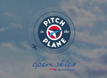 Start-up : Pitch in The Plane, 7 heures de vol pour convaincre
