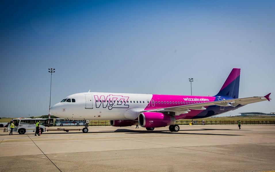 Wizz Air volera deux fois par semaine entre Sofia et Nice, en Airbus A320, dès fin mars 2018 - Photo : Wizz Air