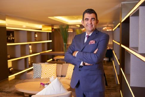 Estuardo De San Nicola est le nouveau directeur du St. Regis Mauritius Resort - Photo : DR